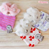 Wooflink Wonderland Fur Vest