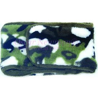 Truly Oscar Ultra-Plush Camouflage Belly Band