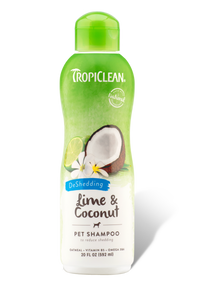 Tropiclean Lime & Coconut Pet Shampoo