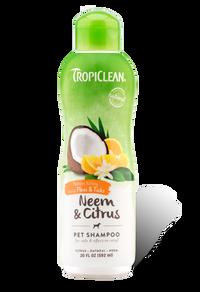 Tropiclean Neem & Citrus Dog Shampoo