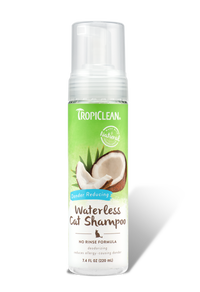 Tropiclean Dander Reducing Waterless Shampoo for Cats