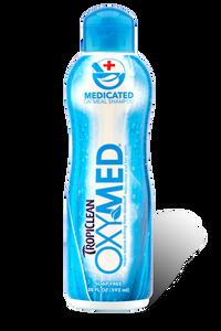 Tropiclean OxyMed Medicated Pet Shampoo