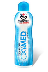 Tropiclean OxyMed Medicated Pet Treatment