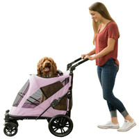 Excursion NO-ZIP Pet Stroller