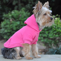 Flex-Fit Dog Hoodies