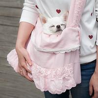 Louisdog Organic Yolo Frill Sling Bag