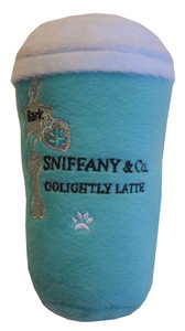 Sniffany & Co Golightly Latte Toy