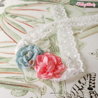 Wooflink Fairy Blossom Necklace