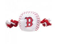 Boston Red Sox Nylon Ball Rope Toy