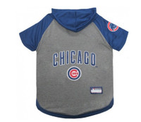 Chicago Cubs Hoody Dog Tee
