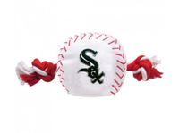 Chicago White Sox Nylon Ball Rope Toy