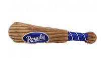 Kansas City Royals Plush Dog Bat