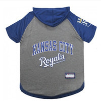 Kansas City Royals Hoody Dog Tee