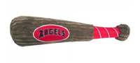 Los Angeles Angels Plush Dog Bat