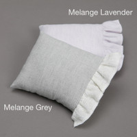 Louisdog Frill Mini Pillow