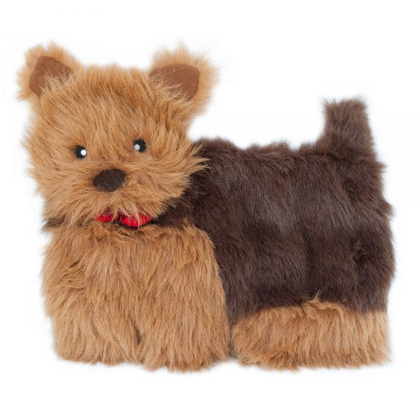 Squeakie Pup Dog Toy Yorkie