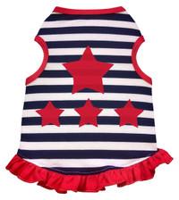 Stars and Stripes Tank Dress