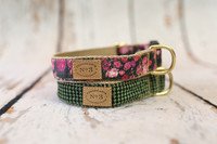 Garden Delights Collar & Lead
