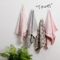 Louisdog Linen n Organic Towel