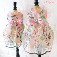 Wooflink Bloom Like a Flower Dress