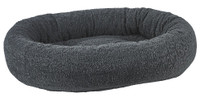 Bowsers Couture Faux Sheepskin Donut Dog Bed
