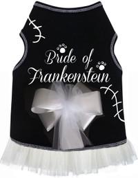 Bride of Frankenstein Tank Dress