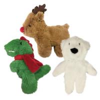 Very Merry Fuzzy Stuffless Toy