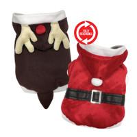Reversible Santa/Reindeer Suit