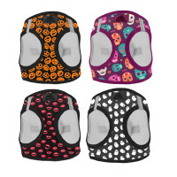 American River Choke Free Dog Harness Halloween Collection