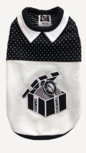 Chewnel White Collar Watch Tank