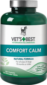 Comfort Calm Calming Dog Supplement