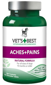 Aches + Pains Dog Supplement