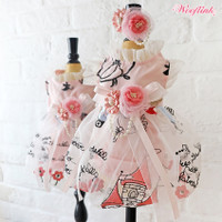Wooflink Love Story Dress