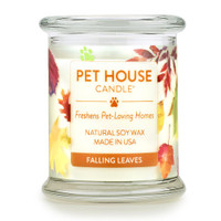 Falling Leaves Eliminating Soy Candle