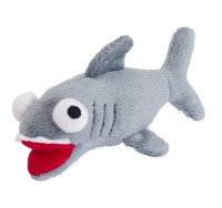 Shark Catnip Toy
