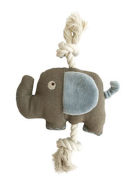 Little Ellie Elephant Rope Toy