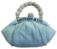 Sniffany Blue Purse Toy