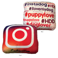 Instagrrram Dog Toy