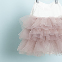 Louisdog Organic Tulle Dress