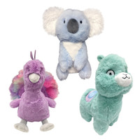 Pastel Pals Fuzzy Plush Toy