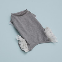 Louisdog Lace Tunic