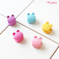 Wooflink Mini Teddy Clips