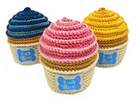 My Cupcake Organic Cotton Toy