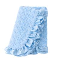 Baby Ruffle Blanket