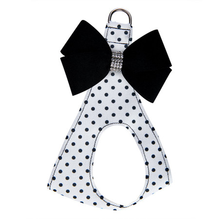 Black & White Polka Dot