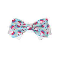 Ice Cream Bow Tie Collar