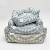 Louisdog Lime Egyptian Cotton Boom Bed