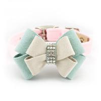 Susan Lanci Double Nouveau Bow Collar