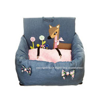 Bambi Driving Kit Dog Car Seat