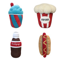Movie Time Freeze n' Float Dog Toys